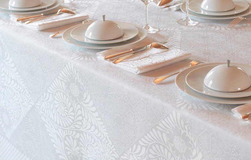 Comment conserver la qualité d'origine de son linge de table ?