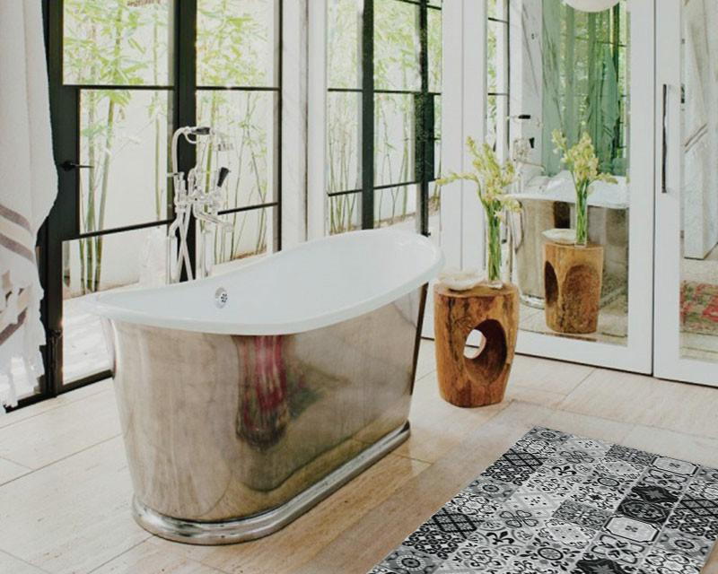 Choisir son tapis de bain